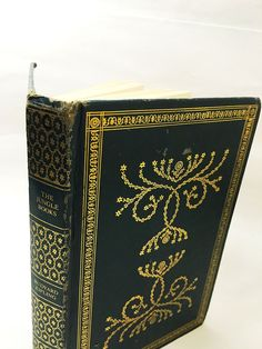 The Jungle Books by Rudyard Kipling. Vintage hardback book with gilt decorated boards and gilt spine titles. Stunning gift!