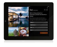 #AXANCE - #iPad #Travel #Application #design - #Flat design - #iPad - #filters