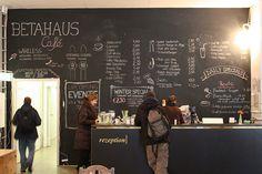 I've redesigned the menu on the blackboard wall @Max Corbett   Flickr - Photo Sharing!