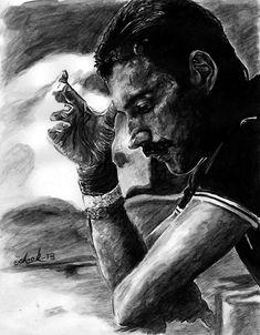 Freddie Mercury by the-ChooK on DeviantArt