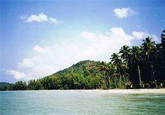 Ko Chang - wonderful island in Thailand !