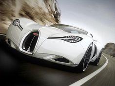 Bugatti Gangloff Concept by Pawel Czyzewsk #bugatti #conceptcars