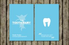 tooth fairy business card | the moo blog