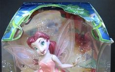 Disney Fairies Rosetta Porcelain Doll Product dimensions : L: x W: 11 Product weight : Disney Fairies, Tinkerbell, Bratz Doll, Dolls, Under The Lights, Doll Accessories, Beautiful Hands, Porcelain Doll, Pixie