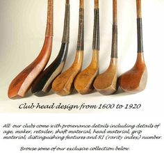 antique golf clubs   Vintage Golf Clubs : vintage golf clubs, by Vintage Golf International Hickory Golf, Vintage Golf Clubs, Golf Art, Art Decor, Golf Courses, Antiques, Golf Stuff, Party Ideas, Passion