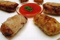 Sajgonki Pork, Beef, Ethnic Recipes, Fit, Kale Stir Fry, Meat, Shape, Pork Chops, Steak