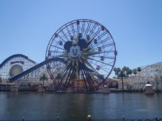 Disney California adventure land