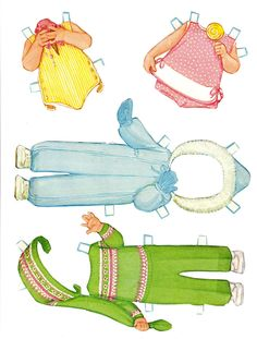 Paper Dolls~Beth Ann - Bonnie Jones - Picasa Web Albums