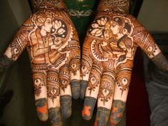 radha and krishna henna Indian Wedding Mehndi, Bridal Mehndi, Beautiful Love, Beautiful Patterns, Mehendi, Henna Party, Mehndi Designs, Perfect Wedding, Stylists