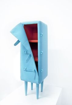 The Dressed-Up Furniture Series by Kamkam