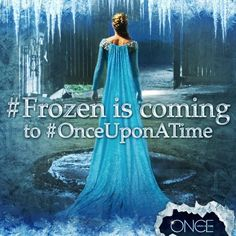 "Queen Elsa Is Coming To ""Once Upon A Time"" This Fall"