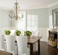 Wickham Gray Dining room