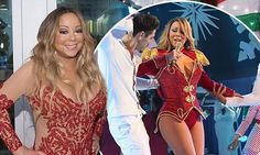 The Grinch Who Stole Christmas! Mariah Carey sued by New York Christmas carol singers for allegedly stiffing them on payment intended to help financially...