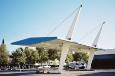 Retro Gas Stations - Top Architects Thought They Could See Future (GALLERY)