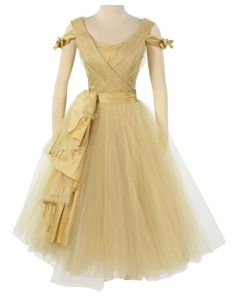 Katniss' dress from The Hunger Games.