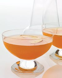 Bitter Peach // More Champagne Cocktails: http://www.foodandwine.com/slideshows/champagne-cocktails #foodandwine