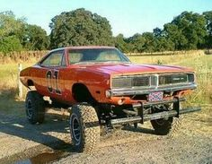 Charger 4x4. Whining in 3..2..1..