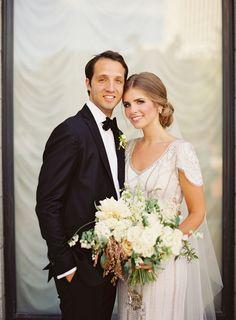 Photography: Ciara Richardson - ciara-richardson.com/  Read More: http://www.stylemepretty.com/2014/01/30/salt-lake-city-greenhouse-wedding/