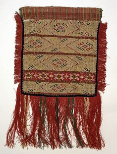 Classic Image, Historical Costume, Fringes, Metropolitan Museum, The Dreamers, Weaving, Textiles, Traditional, Wool