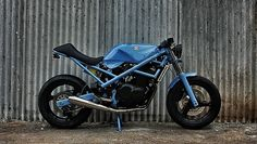 D'Bandido Suzuki Bandit ~ Return of the Cafe Racers