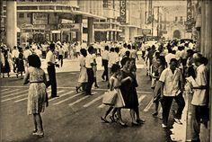 photo of Carriedo, Manila Retro Pi, Filipino Fashion, Filipiniana, Thing 1, Manila Philippines, Character Aesthetic, Pinoy, Old Photos, Places To Visit