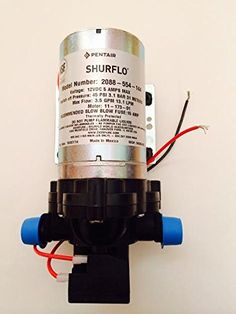 Shurflo 2088554144 Fresh Water Pump 12 Volts 35 Gallons Per Minute 45 Psi >>> Check this awesome product by going to the link at the image.Note:It is affiliate link to Amazon.