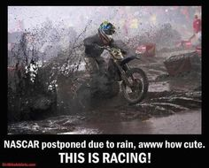 I was at this race! I watched him get stuck and lose.