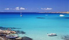Spain, Baleares, Formentera, Cala Saona