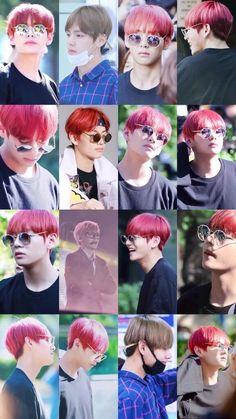 BTS / Taehyung / Collage