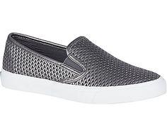 509b09017b8d Sperry Top-Sider Women's Seaside Scale Metallic Sneaker Metallic Sneakers,  Sperry Top Sider,