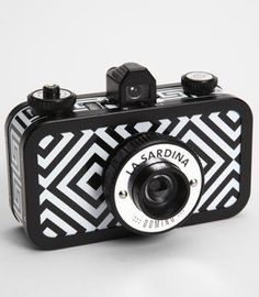 Lomography Domino La Sardina Camera