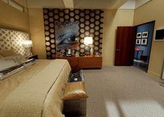 Serena Van Der Woodsenu0027s Bedroom