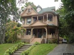 1894 Queen Anne - Johnstown, NY (George F. Barber) - $199,000 - Old House Dreams
