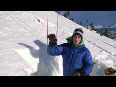 Know the Snow- Jan Yukon Avalanche Association Matt Holmes, Blog, Blogging