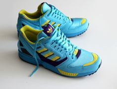 Adidas Zx 8000, Sneakers Adidas, Trail Running Shoes, Adidas Originals, Trainers, Baskets, Kicks, My Style, Boots