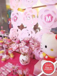 Toda la fiesta, personalizada y espectacular Hello Kitty, Party