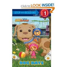 Dog Days (Team Umizoomi) (Step into Reading) Price:$3.59