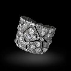 Diamond Constellation Bangle