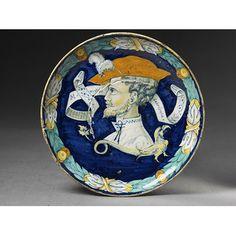 Nicola da Urbino, Plate