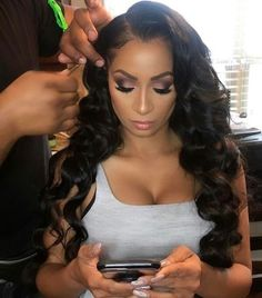Long Hairstyles For Black Women Amazing 50 Best Eyecatching Long Hairstyles For Black Women  Pinterest