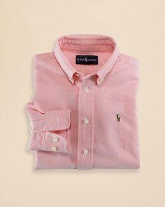 Ralph Lauren Childrenswear Boys' Oxford Shirt - Sizes 8-20