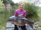 big common carp from carpquarry