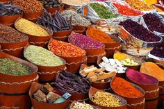 Earrings Everyday: Spice Market