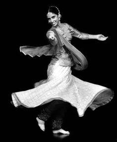 kathak dancer .....