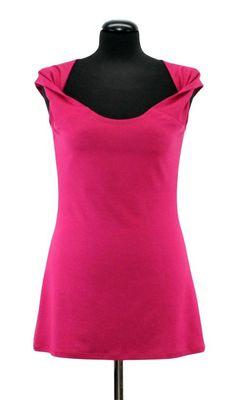 Schnittmuster Shirt Senas- www.schnittquelle.de - einfache ...