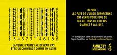 Amnesty contre les armes 15