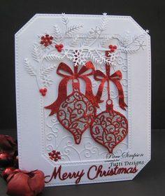Christmas Ornament Panel. | docrafts.com
