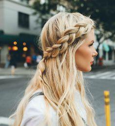 Amber Fillerup hair styles
