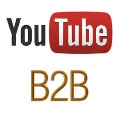 Usar Vídeos Youtube marketing B2B http://designportugal.net/youtube-marketing-b2b/