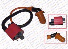 Performance Ignition Coil PW50 80 Predator Polaris Scrambler JOG 50 90 CG 125 150 200 250 ATV Quad Buggy Go Kart Scooter Parts #Affiliate